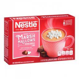 Nestle Hot Cocoa Mix Mini Marshmallow 6 x 0.71oz (20,2g)