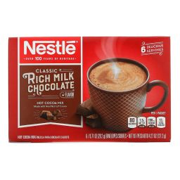 Nestle Hot Cocoa Mix Rich Milk Chocolate
