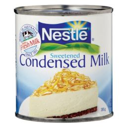 Nestle Condensed Milk 397gr