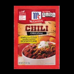 McCormick's Chili Seasoning Mix