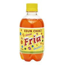Fria Soft Drink Orange 355ml