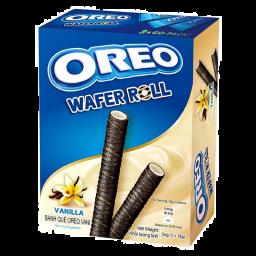 Oreo Vanilla Wafer Rolls 54gr