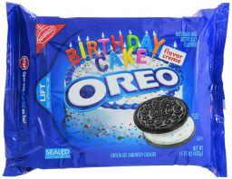 Oreo Birthday Cake Flavor Creme 17oz (482g)