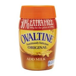 Ovaltine Original add milk 300gr