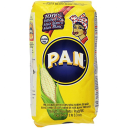 PAN Maize Flour - White 35.27oz (1kg)