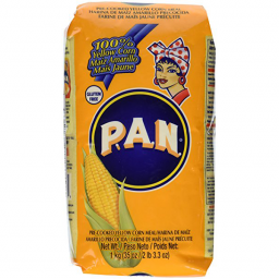 PAN Maize Flour - Yellow 1kg