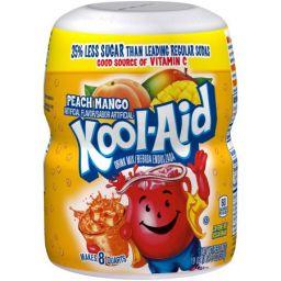 Kool-Aid Powder - Mango Peach 19oz