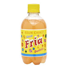 Fria Soft Drink Pear 12oz (355ml)