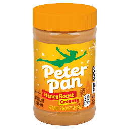 Peter Pan Honey Roast - Creamy 16.3oz (462g)