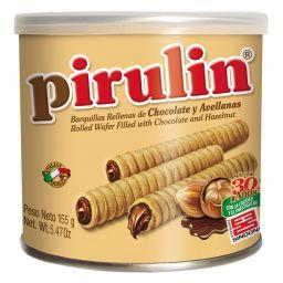 Pirulin chocolate 155gr