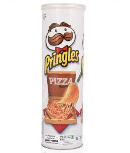 Pringles Pizza Flavored 5.5oz (158g)