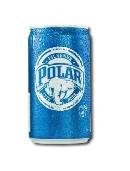 Cerveza polar Beer 8oz (237ml)