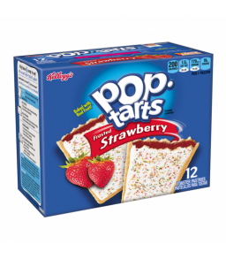 Kellogg's Pop-Tarts Frosted Strawberry 575gr
