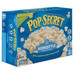 Pop Secret Homestyle Butter 9.6oz (272g)