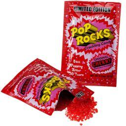 Pop Rocks Cherry Popping Candy 9.5gr