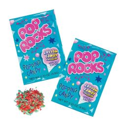 Pop Rocks Cotton Candy Popping Candy 0.33oz (9.5g)