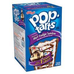 Kellogg's Pop-Tarts Frosted Hot Fudge Sundae 12.3oz (384g)