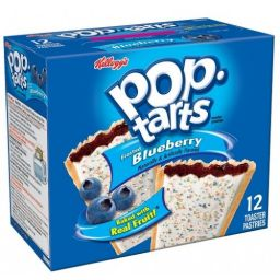 Kellogg's Pop-Tarts Frosted Blueberry 575gr