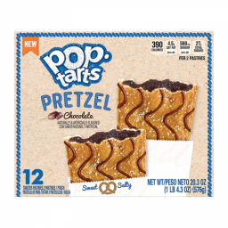 Kellogg's Pop-Tarts Pretzel Chocolate 575gr