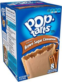 Kellogg's Pop-Tarts Frosted Brown Sugar Cinnamon 13.5oz (384g)