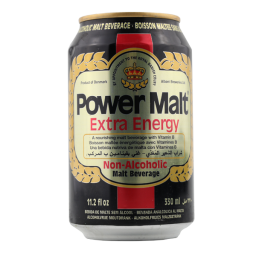 Power Malt Extra Energy 330ml