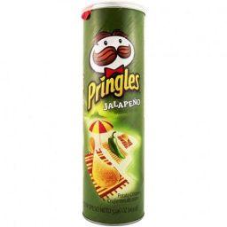 Pringles Jalapeno 158gr