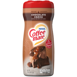 Coffee Mate Chocolate Creme 15oz (425.2g)