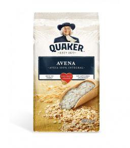 Quaker Avena 100% integral 17.6oz (500g)