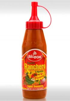 Sazon Ranchero Baldom - Picante Vloeibaar 15.5oz