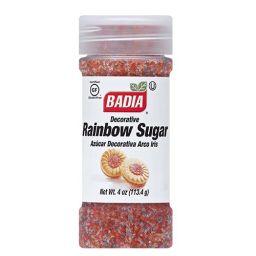 Badia Rainbow Sugar 4oz (113.4g)
