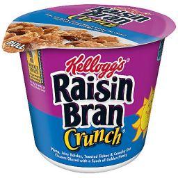 Kellogg's Raisin Bran To Go