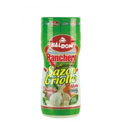 Sazon Ranchero Baldom - Without Pepper 9.6oz
