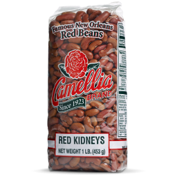 Camellia Red Kidneys Beans 1lb (454g)