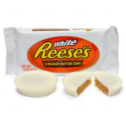 Reese's White 2 peanut butter cups 42gr