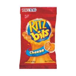 Nabisco Ritz Bits Cheese Crackers Big Bag 3oz (85g)
