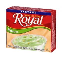 Royal Pistachio Pudding Powder 52.5gr