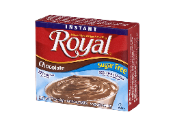 Royal Pudding Chocolate Sugar Free 1.7oz (48g)