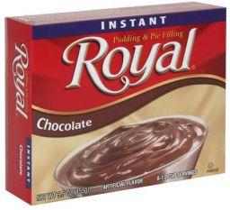 Royal Chocolate Pudding 1.85oz (52.5g)