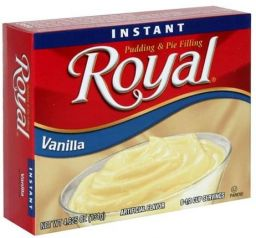 Royal Vanilla Pudding 1.85oz (52.5g)