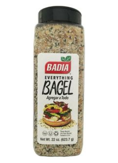 Badia Everything Bagel Seasoning 623.7gr