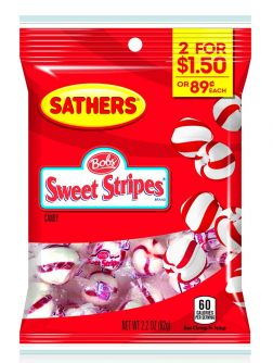 Sathers Peppermint Puffs 62gr