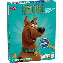 Betty Crocker Scooby Doo Fruit Snacks 8oz (226g)