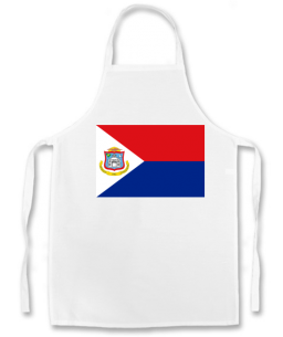 Keukenschort Sint Maarten