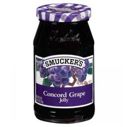 Smucker's Concord Grape Jelly 12oz (340g)