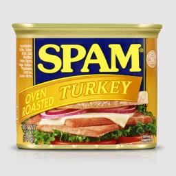SPAM Oven Roasted Turkey 12oz (340g)