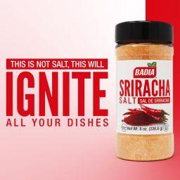 Badia Sriracha Salt 8oz