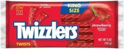 Hersheys Twizzlers Strawberry Twist Kings Size 5oz (141g)