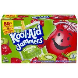 Kool-Aid Jammers Strawberry Kiwi 10stuks
