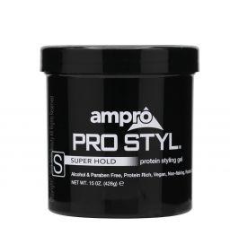 Ampro Protein Styling Gel Super 15oz (426g)