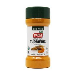 Badia Organic Ground Turmeric 2oz (56.7g)